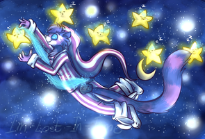 Sleep tight, twinkle bright :AT: by miaoutastique