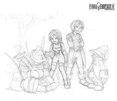 FFIX - Just kick him by ziwu