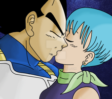 She feels loved. by Dbzbabe