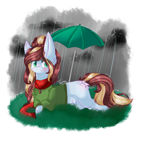 Rainy Day[G] by TwinkePaint