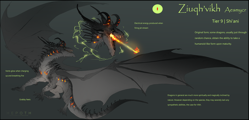 Ziuqh'vikh Dragon Ref by Hepoth