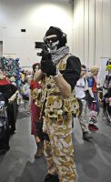 Ghost- London MCM Expo 2011 by Alone-In-This-Bed