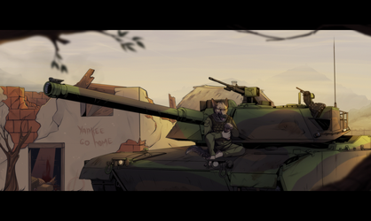 Abrams by DeadRussianSoul
