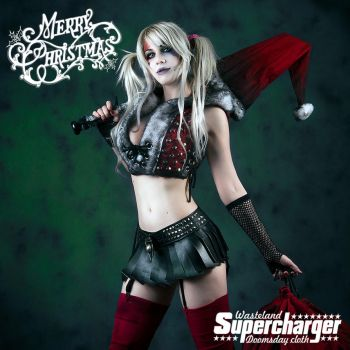 Happy harley xmas by lasupercharger