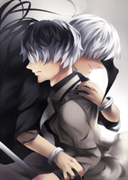 You're weak, Haise by 1Mio