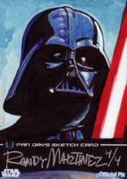 SW Fan Days 3: Darth Vader by Randy-Martinez