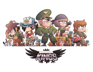 Mercenary KINGS 1 by boutain