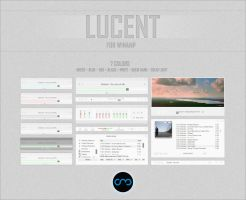 Lucent for Winamp by C---M