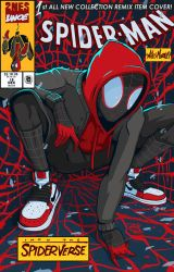 Into The Spider-Verse by zack-awesome
