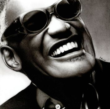 Ray Charles by Stanbos