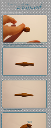 How to make a croissant by Hosi112