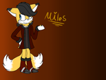 Miles-Boom! Redesign by MelTheArtist