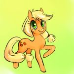 applejack by peachykit