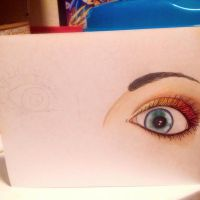 Eye Can't Wait to Finish This by xXXxNightShadexXXx