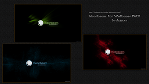 Moonbeam fan - Wallpaper Pack by Sadman-New-Order