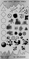 R3V epic brush set by R3V-fiR3