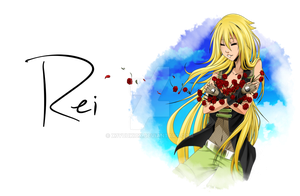 Art Trade with a Friend c: // Flying Roses c: by x3YuukiCx