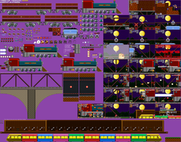 Eggman Express - for Treetop Tramway by DanielMania123