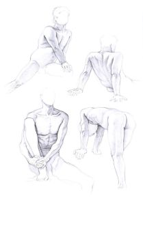 Life Drawing again by FabianMonk