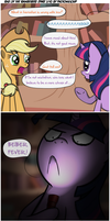 Comic: Rise of the Rainbeiber! (Part 2/4) by Photonicsoup