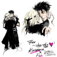 KuroFai for cha-ohs by cafe-lalonde