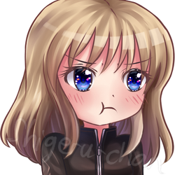 Commission Sairentozon7 twitch icon 17 by shigeru-chan
