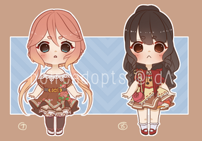 Adoptables Batch 3 [CLOSED][SET PRICE] by noireadopts