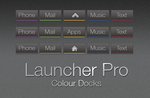 Colour Docks for Launcher Pro by Geordie-Boyo