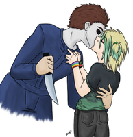 Kiss Of Death by XombieNyx