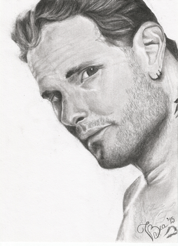 Corey Taylor by beate1236