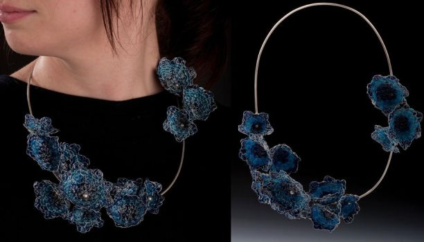 Cluster Necklace by KatieSchutte