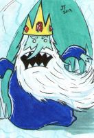The Ice King Cometh by johnnyism