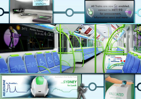 Metro of the Future by SoulSapling