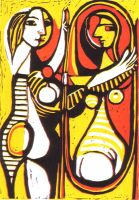 Picasso Print by ridiculyss