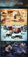 DAI Props - Camp Sites Pack XPS - (DOWNLOAD) by raccooncitizen