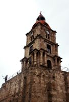 Rodeos Clock Tower by tahtabosa