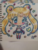 ...+ Sailor Moon +... by 13SweetBUNNY13
