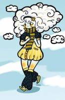 CC: Eira The Weather Girl by AskGrendella