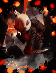Call of rabbit by IIIcarus