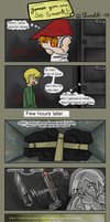 Silent Hill 2 - James is smart by Thunddi