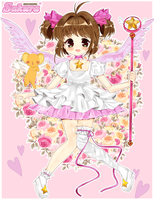 CardCaptor Sakura by Powder-Puff