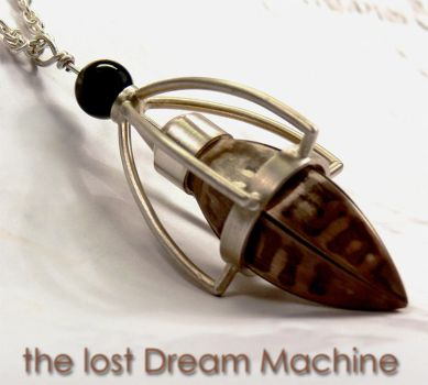 Lost Dream Pendant 8 by lostdreammachine