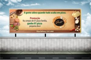 Outdoor Pizzeria 2 by PortpholioGarrido