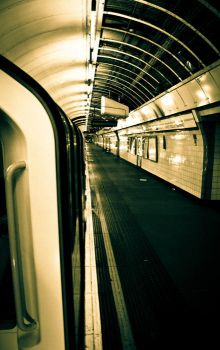 Kings Cross St. Pancras, Ldn by degodson
