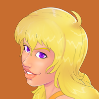 Yang Painterly Practice by Cadhla182