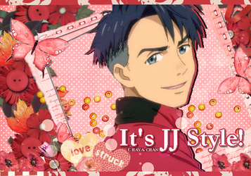 [Scrapbook] Its JJ Style - Jean-Jacques Leroy by BelliaFairy