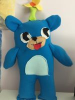 5.0.5 Plush (FOR SALE) by Take-Out-The-TrashXD