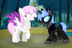 {Oc/Rpc My Little Pony} I'm Like You, Now ? by TrafalgarNaomy