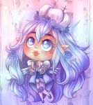 Pastel Forest Pixie by lovenotestudios