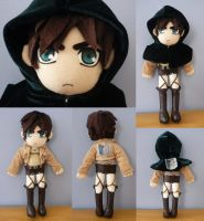 Eren Plush by Nikicus